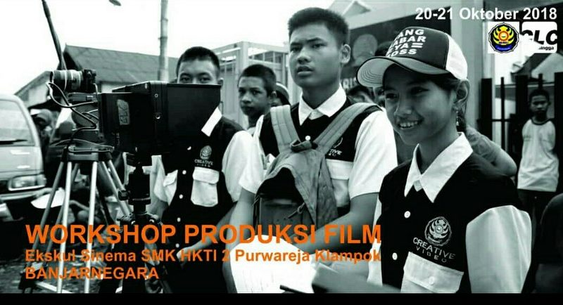Workshop Produksi Film Hika Production Ekskul Sinematografi