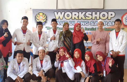 Workshop Karya Ilmiah Remaja (KIR) SMK HKTI 2: Daur Ulang Sampah