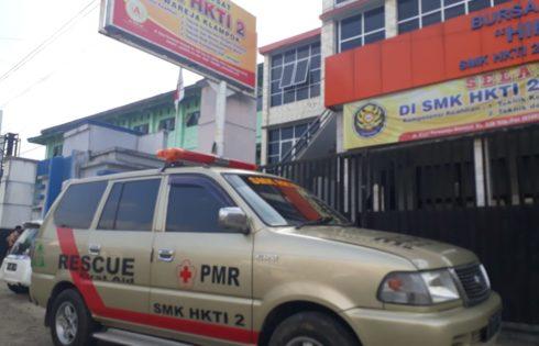 Jumbara PMR Wira Kabupaten Banjarnegara tahun 2019